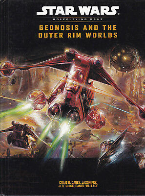 Star Wars Roleplaying Game: Geonosis and the Outer Rim Worlds