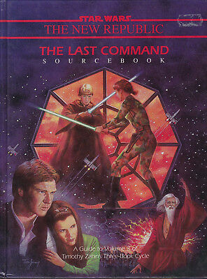 Star Wars - The New Republic: The Last Command Sourcebook