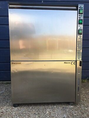 Sherwood Sincro commercial dishwasher / glasswasher