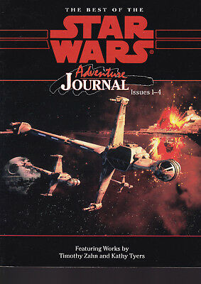 Star Wars Roleplaying Game: The Star Wars Adventure Journal. Issues 1-4