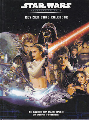 Star Wars Roleplaying Game: Revised Core Rulebook