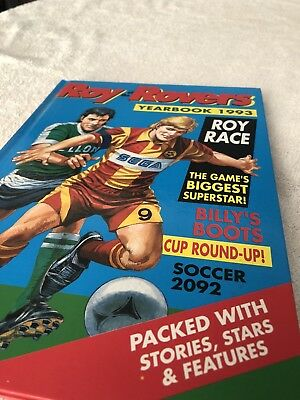 Roy Of The  Rovers  Annual 1992