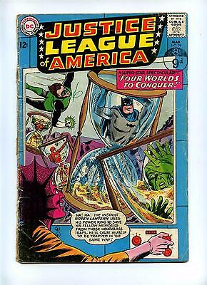 Justice League of America #26 - DC 1964 - GD-