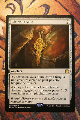 Key of the city / Clé de la ville   Mtg VF NM