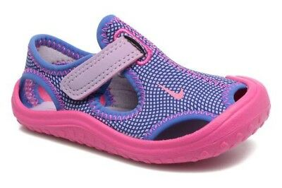 Nike Sunray Protect Toddler Water Shoes Swimming Sandals C6 6 Eu22 22