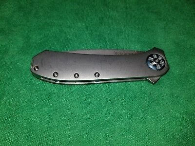 Kershaw Amplitude SpeedSafe Pocket Knife Rexford Design 3871