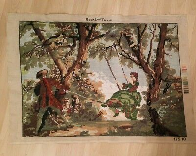 Royal Paris Tapestry Canvas Beaded Embellished NEW LAST ONE LEFT!