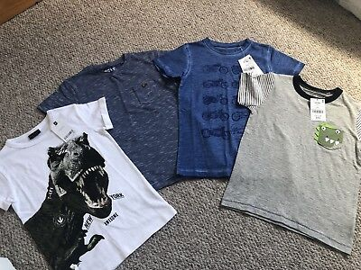 boys tshirt bundle From Next age 5 / 4-5 years