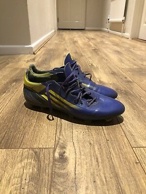 Adidas RS7 Rugby. FG. UK 10.5