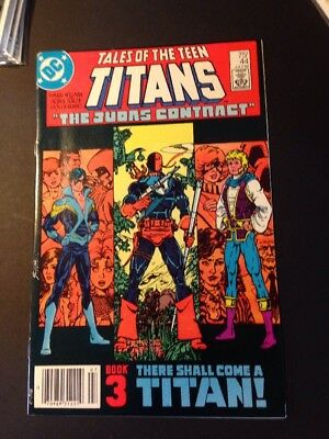 Tales of the Teen Titans #44 First Appearance Nightwing Higher Grade