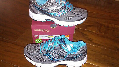 NEW $64 WOMENS Saucony Grid Cohesion 8 running shoes, size 11 Medium