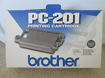 Brother PC-201 Printing Cartridge New in box