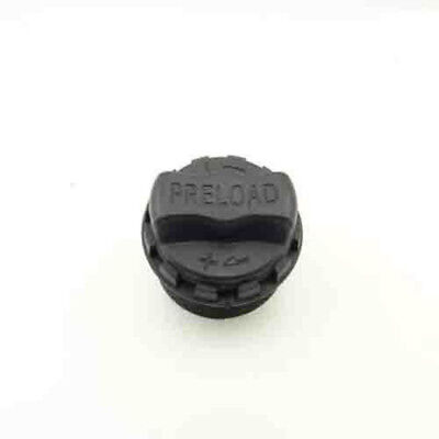 New Preload Adjust Button Part Cover Replacement for Bicycle Fork Mountain Bike