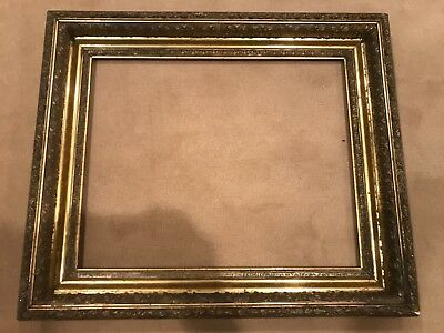 19th Century 21x17 Gold Gilt Gilded Picture Frame Antique c