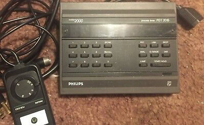 Philips Digital Process Timer System 2000 Photography Darkroom Equipment