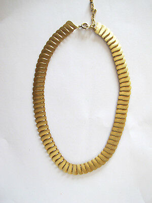 Collier Gold Double Andreas Daub? 50er