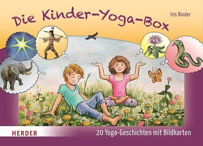 Die Kinder-Yoga-Box | Iris Binder | deutsch | NEU
