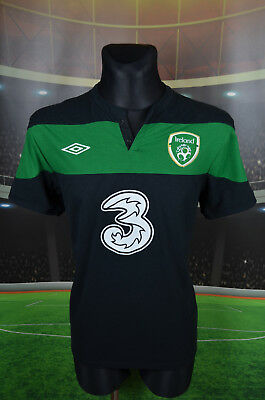 Ireland Eire Umbro Football Soccer Shirt (44) Jersey Top Trikot Maglia Trikot