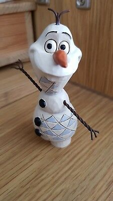 Disney Traditions Frozen Olaf Mini Figurine