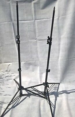 Courtenay Photographic 3 section Lighting Stand Vintage Studio Solaflash