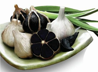 100pcs Black Garlic Seeds pure natural and organic Vegetable healthy bonsai seed