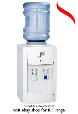 Water Cooler WCBTC1000 Table Top, Cold & Ambient Jazz
