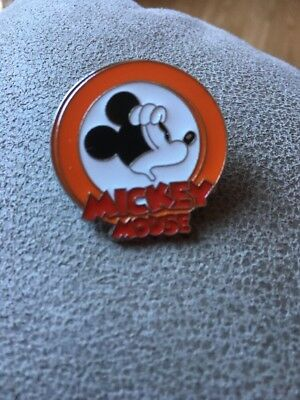Disney Pin Badge