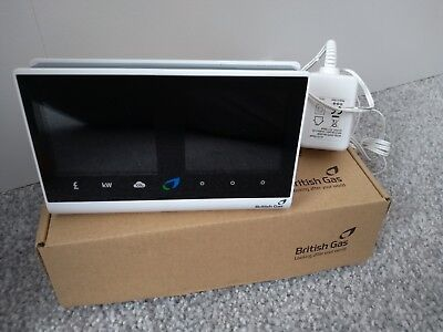 British Gas Energy Monitor, Boxed, Free Postage