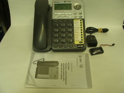 AT7T 2 Line phone with extensions