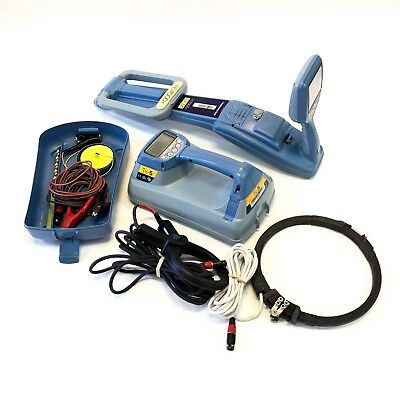 Radiodetection RD7000 Utility Cable Pipe Locator Kit with EMS