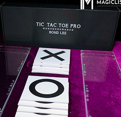 Tic Tac Toe Pro Parlor Gimmick And Online Instructions By Bond Lee
