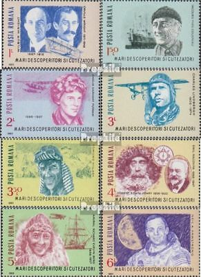 Romania 4220-4227 (complete.issue.) unmounted mint / never hinged 1985 Researche