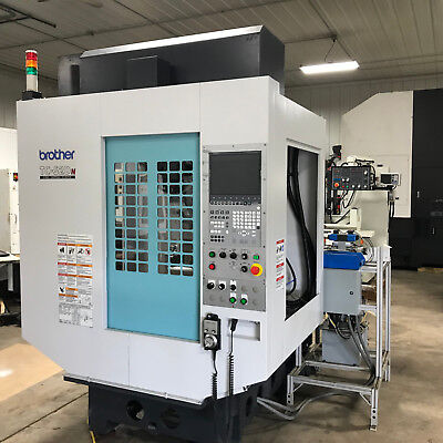Brother TC-S2DN CNC Drill/Tap center