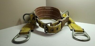 Used Miller Climbing  Belt. Size Medium.
