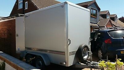 Indespension Tow-a-Van 4 Box Trailer with 6' Headroom
