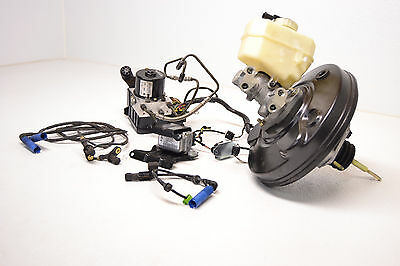 TEVES MK60 ABS Conversion Swap Kit removed from BMW E46 M3