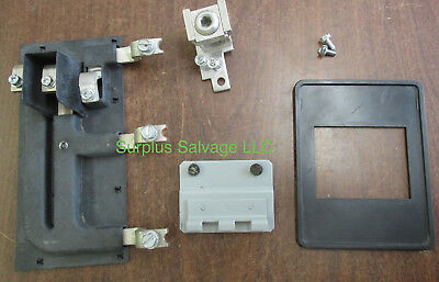 Siemens MBKED3 Main Breaker Subfeed Mounting Strap Kit ED P1 S1 S2 copper used