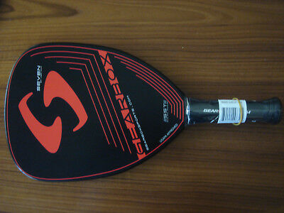 "GEARBOX  7 OZ. SEVEN PRO  Pickleball paddle 3 5/8"" grip -"