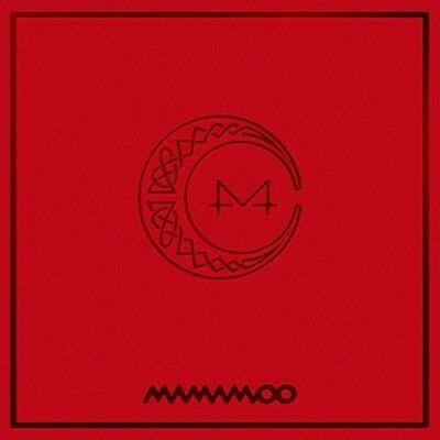 Mamamoo[Red Moon]7th Mini Album CD+Poster+Booklet+Card+Gift+Tracking KPOP Sealed