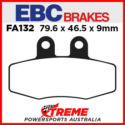 KTM MX/EXC/EGS 350 88 EBC Copper Sintered Front Brake Pads, FA132R