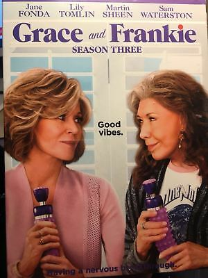 Grace and frankie season 3 - Free and fast shipping