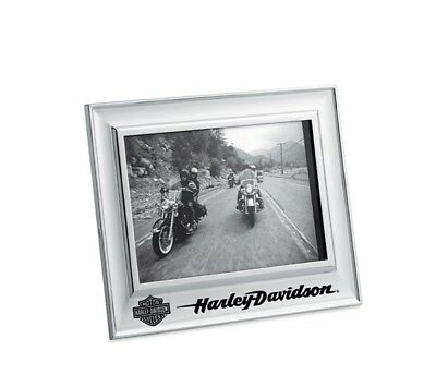 Harley-Davidson Bilderrahmen, FRAME-PHOTO,CHROME,5X7