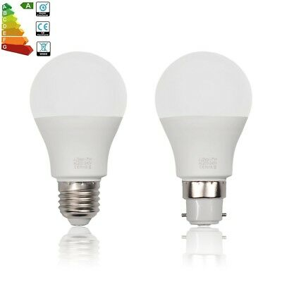 Packs of: LED Light Bulb B22 / E27 A60 Light Bulbs Globe Lamp 5w / 7w / 9w / 12w