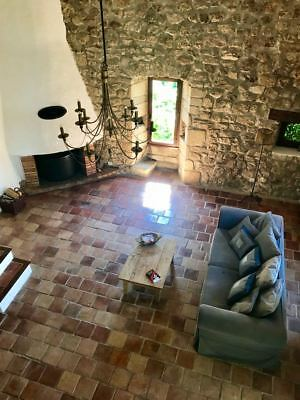 Authentic holiday home, france, ardeche. Delightful cottage with stunning views.