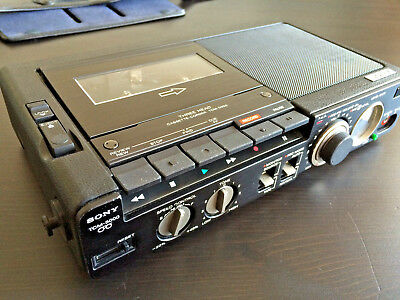Sony TCM-5000 Cassette Recorder - Pressman Professional - AS-IS