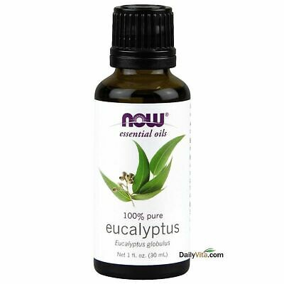Now Foods Essential Oil 1 oz - Various - Made in USA - Arom