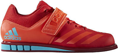 adidas Powerlift 3.1 Weight Lifting Shoes - Red