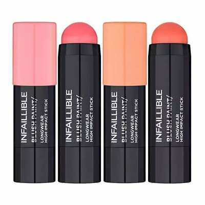 L'Oreal Infallible Blush Paint Stick - Choose Your Shade