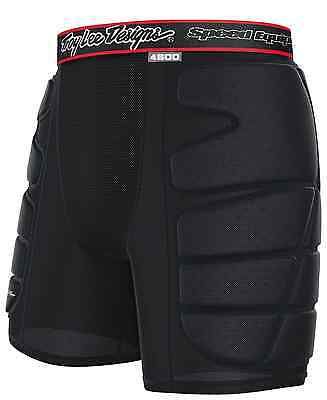 Troy Lee Designs 4600 Protection SHORTS BLACK premium protection 52200320*