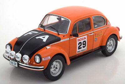 1:18 Solido VW Beetle 1303 #29, SCCA Rally Series 1973